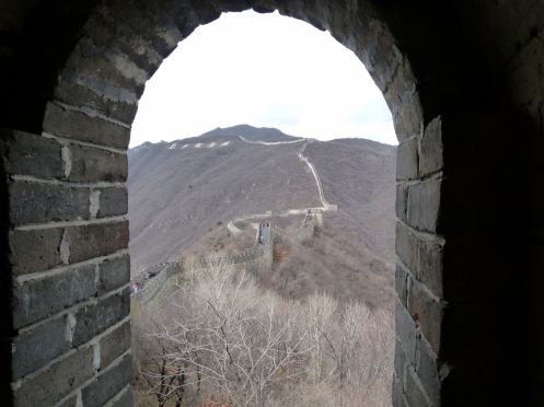 The Great at Wall Madianyu