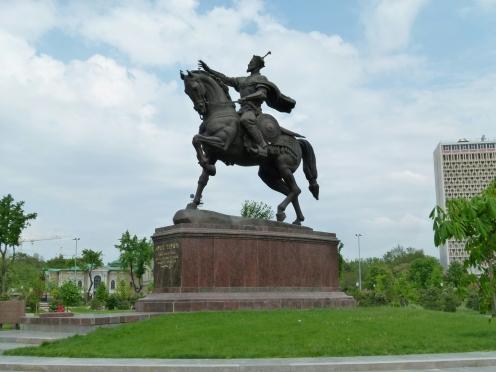 Amir Timur, Tashkent.
