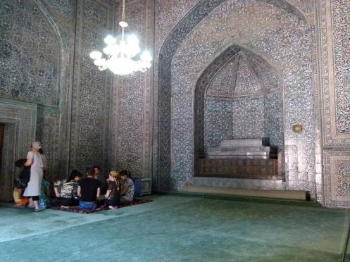 Pahlovan Mahmud's Mausoleum, Khiva