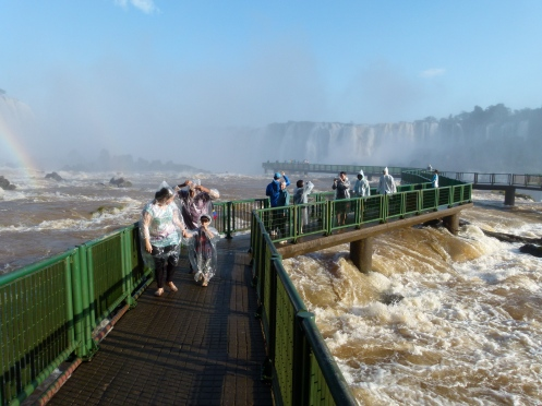 The  Maelstrom That Is Iguazu